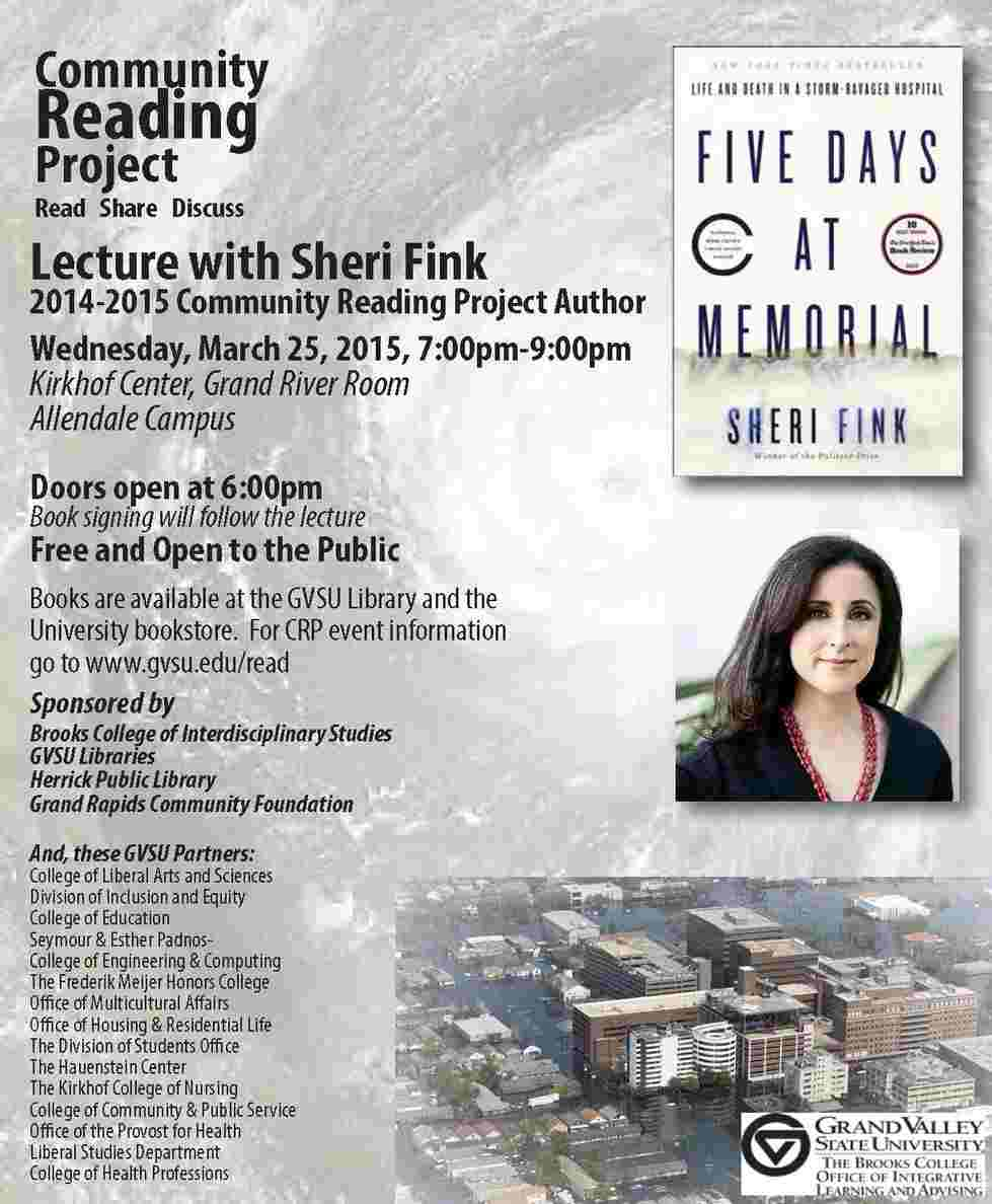 author lecture